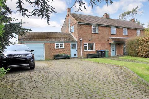 3 bedroom semi-detached house for sale - Stone Lodge Cottages, Tilton On The Hill, Leicester
