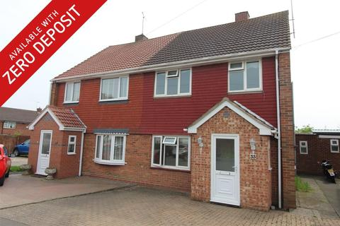 3 bedroom semi-detached house to rent - Ridgley Road, Coventry