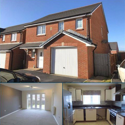 3 bedroom detached house for sale - Heol Waungron, Carway, Kidwelly
