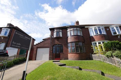 4 bedroom semi-detached house for sale - Queen Alexandra Road, Ashbrooke, Sunderland