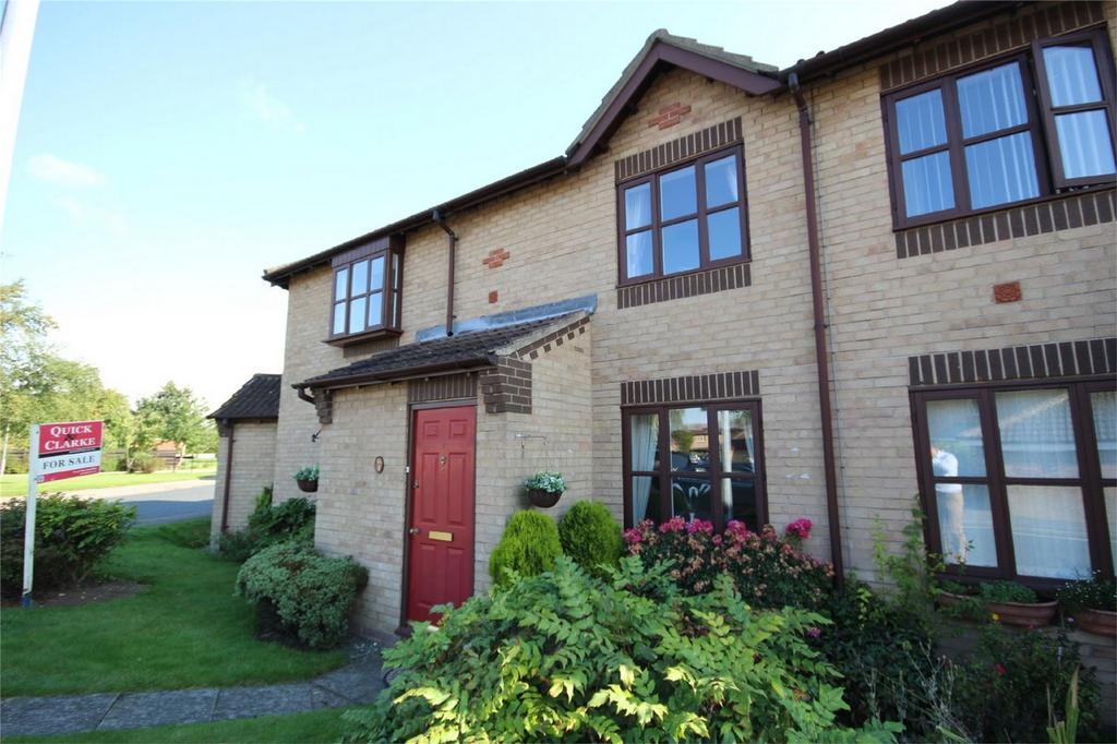 3 Bedrooms Town House for sale in Augustus Drive, Brough, East Riding of Yorkshire