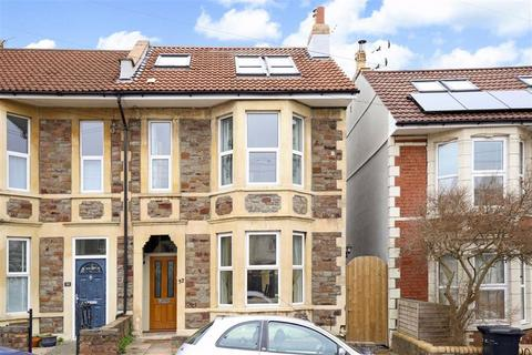 4 bedroom end of terrace house for sale - Strathmore Road, Horfield