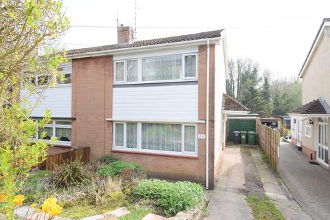 3 bedroom semi-detached house for sale - Lodgewood Estate, Pontypool, NP4