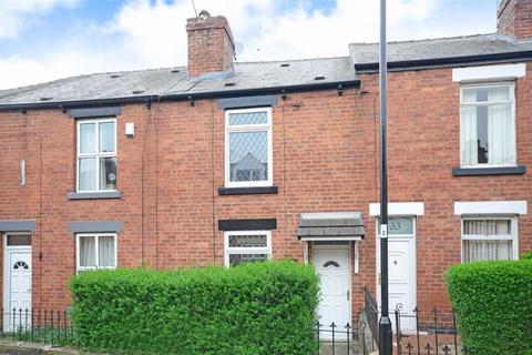 2 bedroom end of terrace house for sale - Eastwood Road, Sheffield, Yorkshire