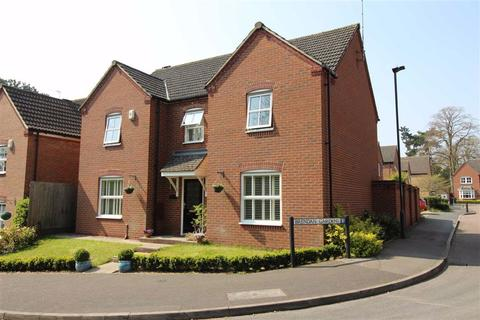 4 bedroom detached house for sale - Highfields Park Drive, Derby