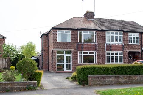 3 bedroom semi-detached house for sale - Lodge Lane, Hartford, Northwich, CW8