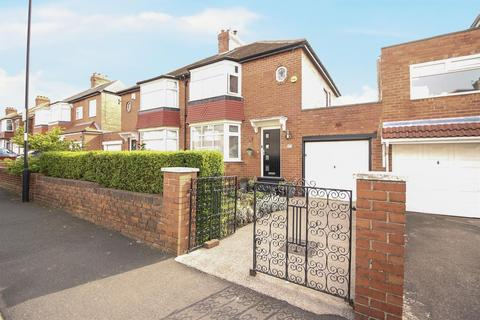 2 bedroom semi-detached house for sale - Swaledale Gardens, High Heaton, Newcastle Upon Tyne