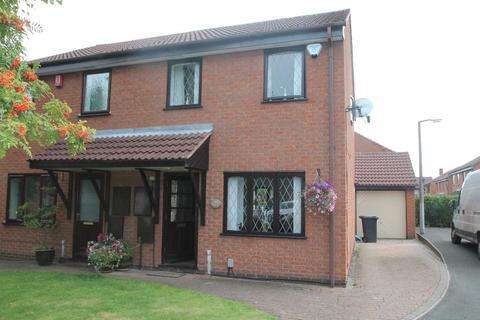 3 bedroom semi-detached house to rent - Haymoor, Lichfield