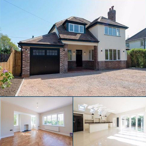 5 bedroom detached house for sale - Park Drive, Crewe, Cheshire