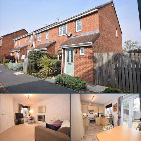 2 bedroom end of terrace house for sale - Mowbray Villas, South Shields, South Shields