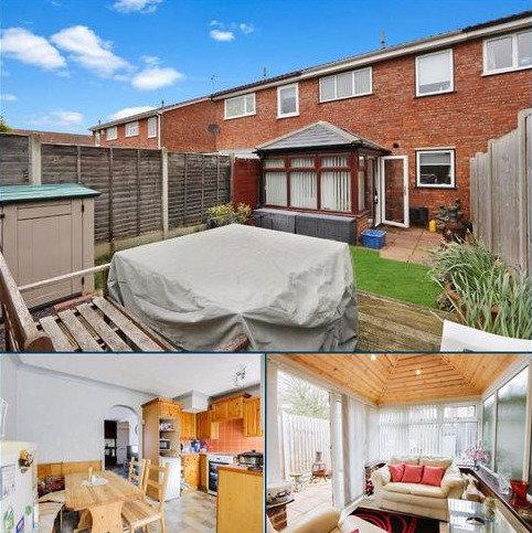 2 bedroom terraced house for sale - Hale Avenue, Stony Stratford, Stony Stratford