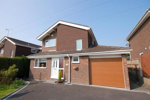 3 bedroom detached house for sale - Snowdon Drive, Crewe