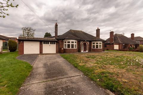 3 bedroom detached bungalow for sale - Vicarage Lane, Kings Bromley, Burton-on-Trent, DE13