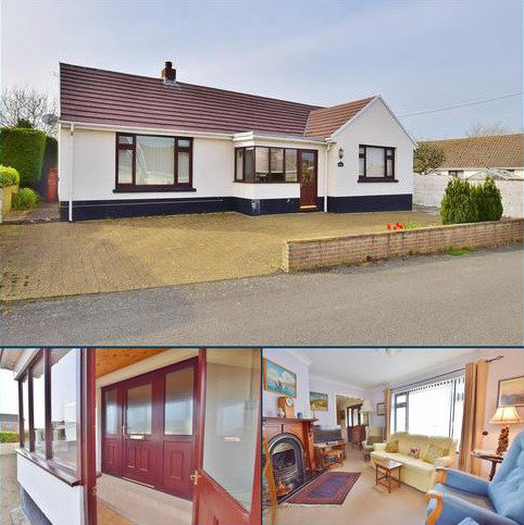 2 bedroom detached bungalow for sale - Upper Thornton, Milford Haven