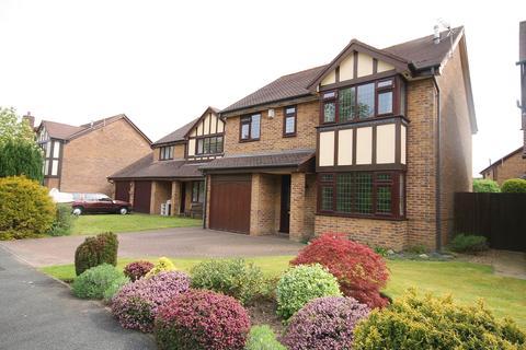 4 bedroom detached house for sale - Blackshaw Drive, Westbrook, Warrington, WA5