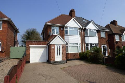 3 bedroom semi-detached house for sale - Stanton Road, Burton upon Trent