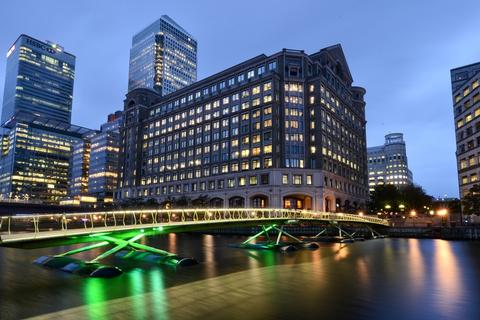 2 bedroom apartment to rent - One West India Quay, Canary Wharf