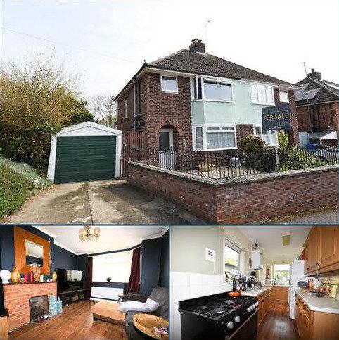 3 bedroom semi-detached house for sale - St Bartholomews Lane, Sudbury