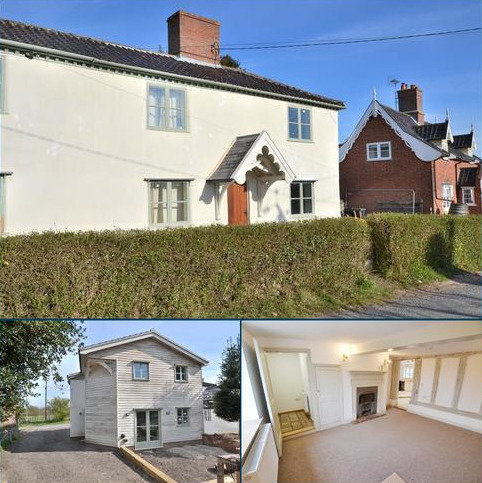 3 bedroom semi-detached house for sale - Wortham, Suffolk