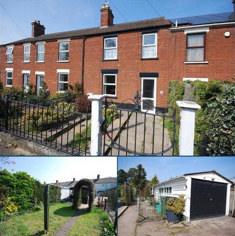 2 bedroom terraced house for sale - Wymondham