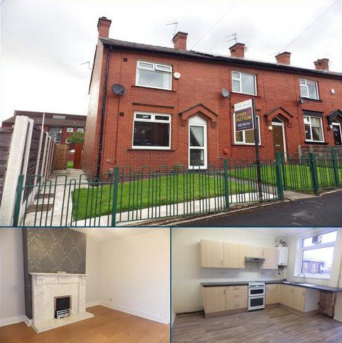2 bedroom end of terrace house to rent - Spencer Street, Dukinfield, Greater Manchester, SK16