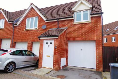 2 bedroom detached house to rent - CAVELL COURT, TROWBRIDGE