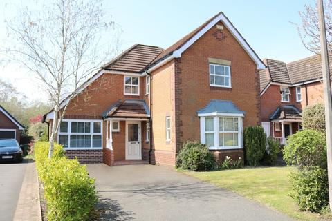 4 bedroom detached house for sale - Greytree Crescent, Dorridge