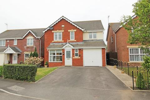 4 bedroom detached house for sale - Nant Y Gwladys, Parc Rhydlafar