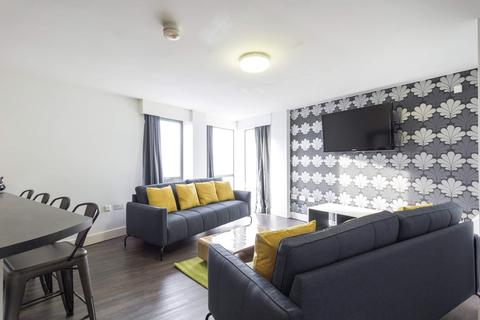 5 bedroom apartment to rent - The Triangle, 2 Burley Road, University