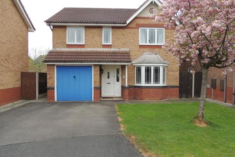 4 bedroom detached house for sale - Hereford Way, Middlewich