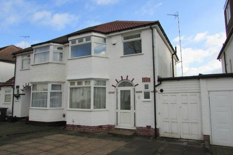 3 bedroom semi-detached house to rent - Barrington Road, Olton, B92 8DR