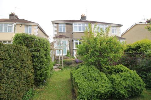 3 bedroom semi-detached house to rent - Westfield Park South, Bath