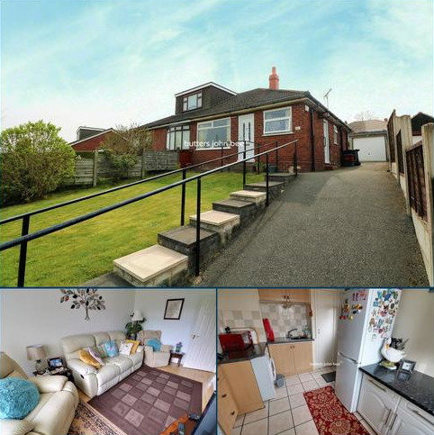 2 bedroom semi-detached bungalow for sale - Trubshaw Place, Stoke-On-Trent