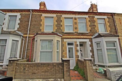 4 bedroom terraced house to rent - Angus Street, Roath - Cardiff