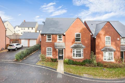 4 bedroom detached house for sale - Leworthy Drive, Exeter