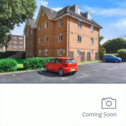 2 bedroom flat for sale - Lincoln Court, Arborfield Close, Slough, SL1