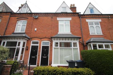 3 bedroom terraced house to rent - Regent Road, Harborne, Birmingham, B17 9JU