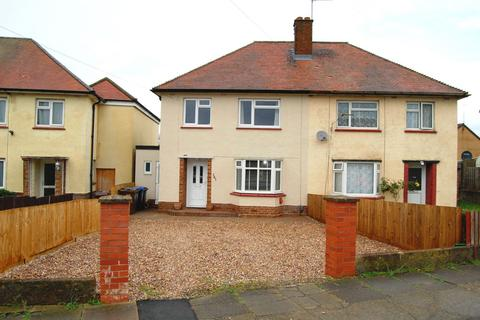 3 bedroom semi-detached house for sale - Fullingdale Road, The Headlands, Northampton NN3 2QF