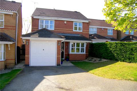 3 bedroom detached house for sale - Penryn Close, South Normanton