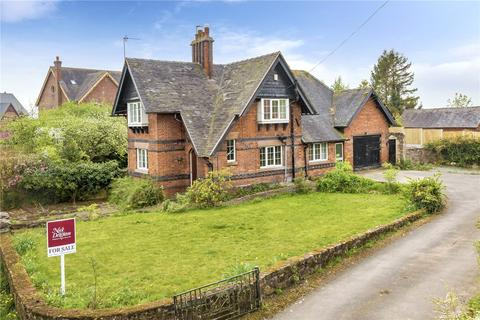 3 bedroom detached house for sale - London Lodge, Norbury, Stafford, ST20