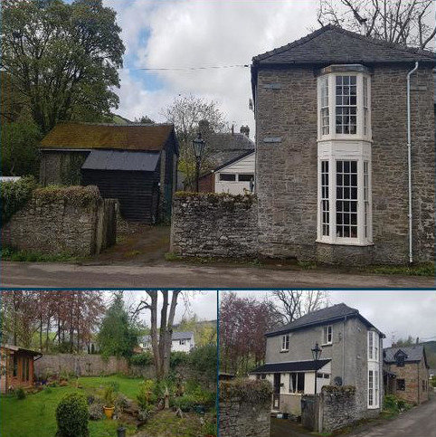 2 bedroom detached house for sale - Water Street, New Radnor LD8, LD8
