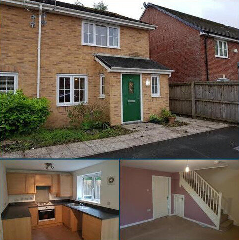 2 bedroom semi-detached house to rent - Llys Harry , Godrergraig, Swansea.