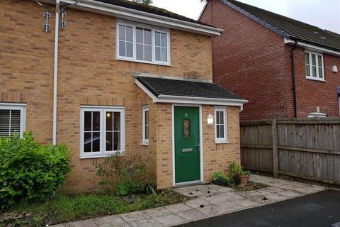 2 bedroom semi-detached house to rent - Llys Harry , Godrergraig, Swansea.