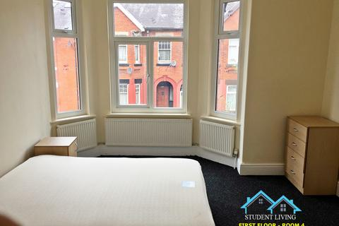 5 bedroom terraced house to rent - SHARED HOUSE - 9 Harley Avenue, M14 5DJ