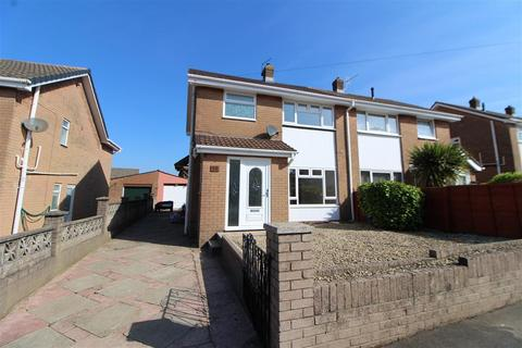 3 bedroom semi-detached house for sale - Tennyson Road, Caldicot
