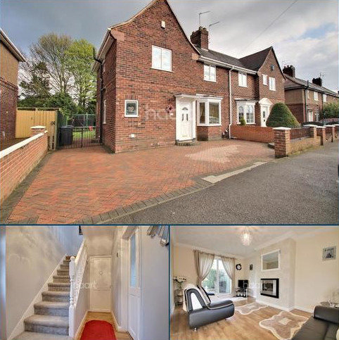 3 bedroom semi-detached house for sale - Sandringham Road, Intake