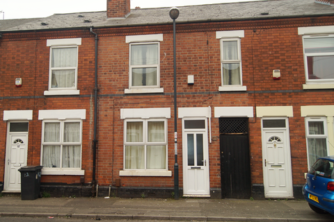 2 bedroom terraced house to rent - Holcombe Street, Derby DE23