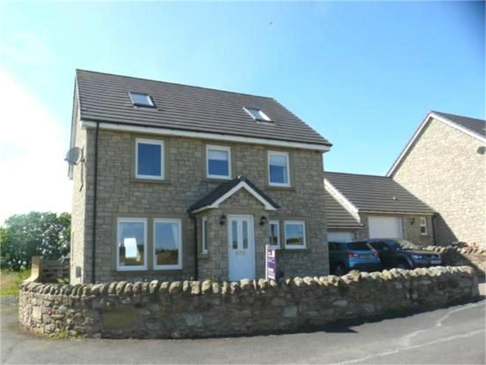5 Bedrooms Detached House for sale in Foulden, Berwick-Upon-Tweed, Berwickshire, Scottish Borders