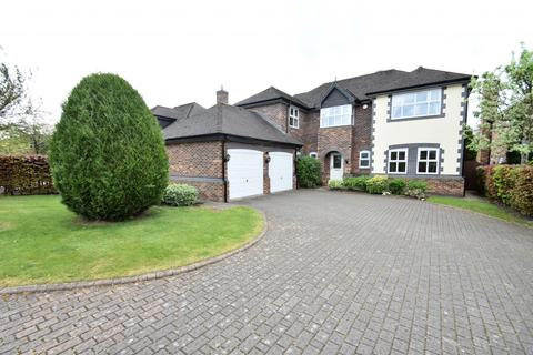 4 bedroom detached house for sale - Oakfield Close, Bramhall, Stockport