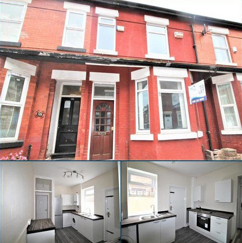 3 bedroom terraced house to rent - Landcross Road, Fallowfield, Manchester M14